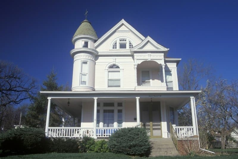 Victorian style home (Photo by VisionsofAmerica/Joe Sohm/ Corbis via Getty Images)