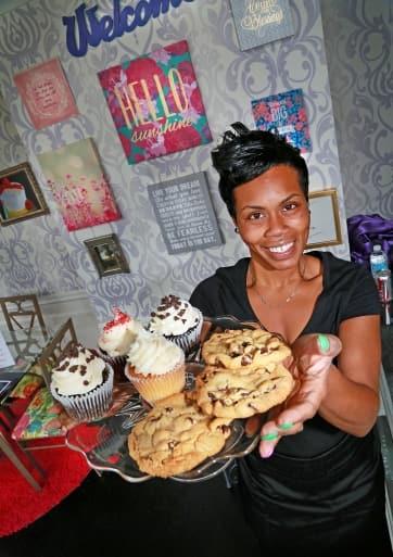 Alana Cobb, Princess Confections Bakery Indianapolis