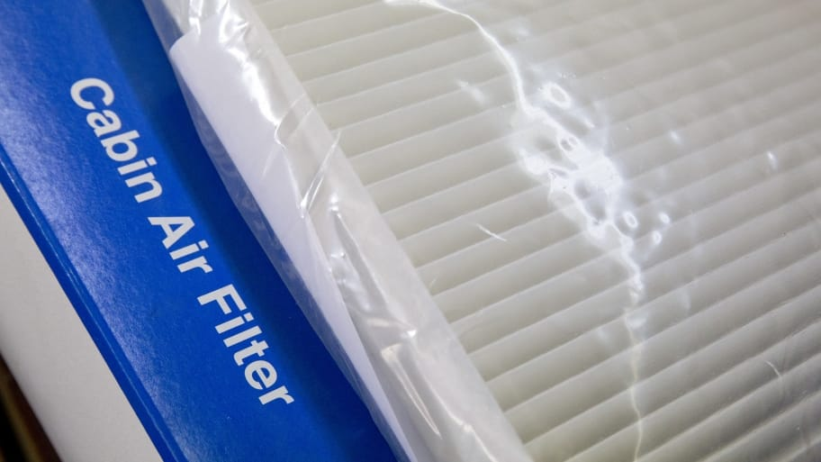 Cabin air filters prevent pollutants from entering your vehicle. (Photo by Eldon Lindsay)