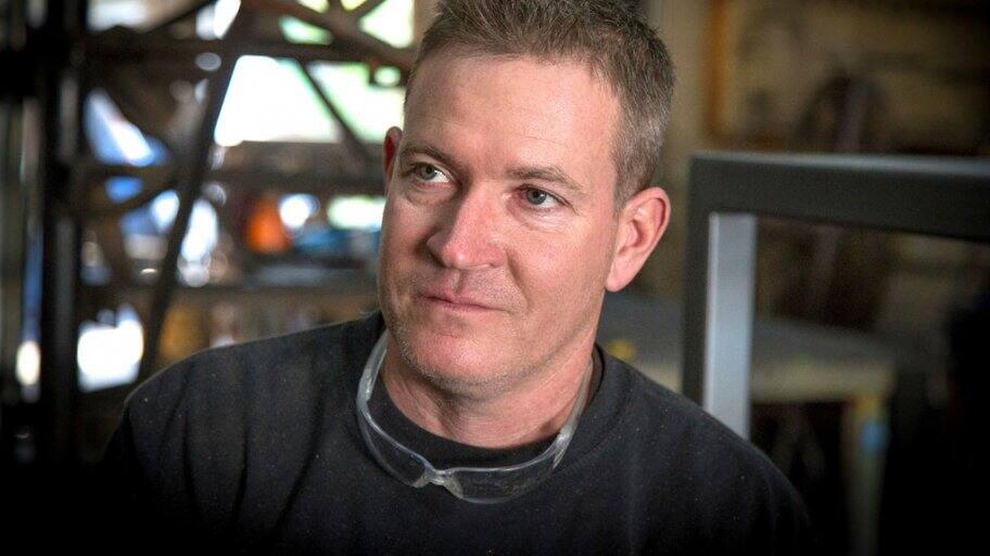 Indy Art Forge's Ryan Feeney
