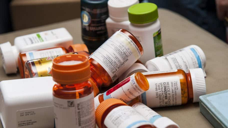 Keeping your medicine cabinet secure to keep your family and loved ones safe.  (Photo by Sara Cozolino)