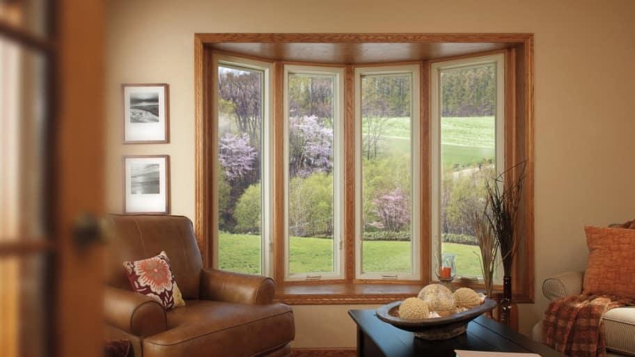 bow window, window