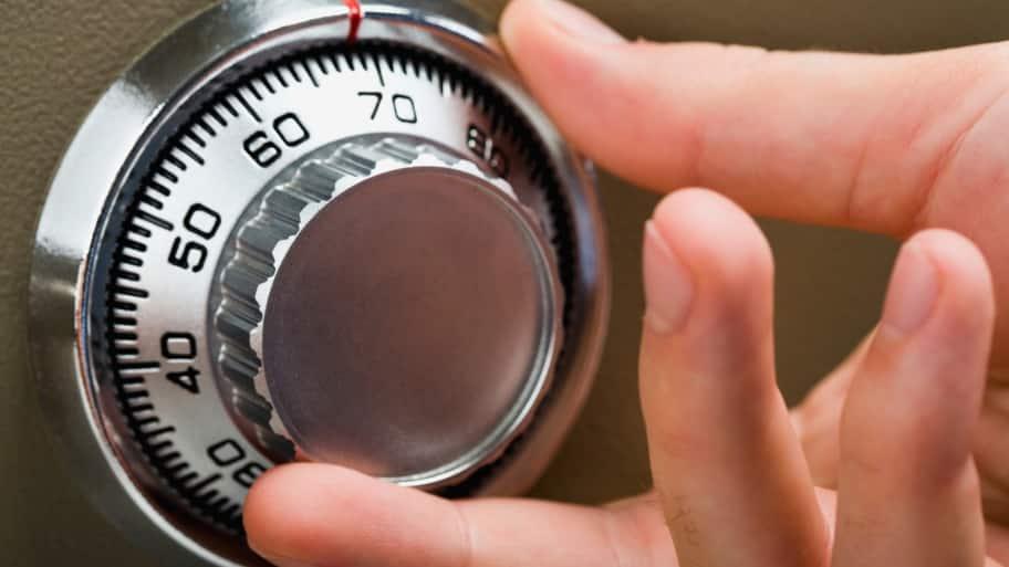 installing a home safe