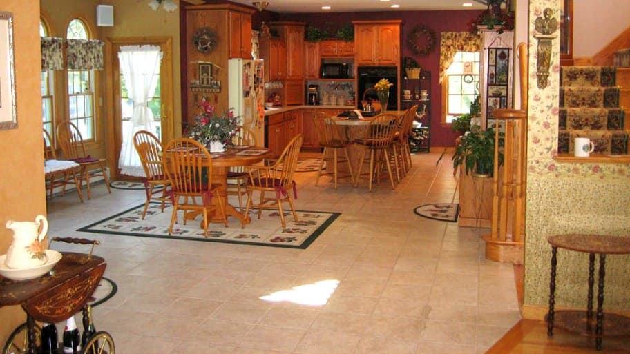eco-friendly interior design remodel