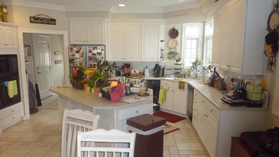 90s kitchen
