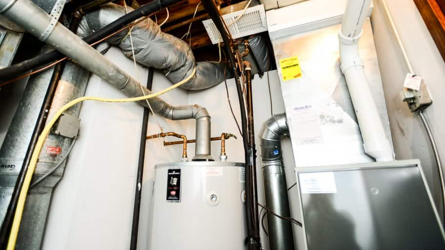 For an efficient and long-lasting furnace and air conditioner, look beyond the utility room. (Photo by Summer Galyan)
