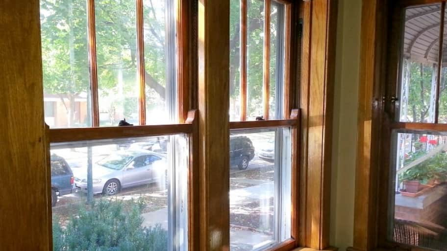 If you're selling your Illinois home in 2015, make sure to check the condition of your window and doors. (Photo courtesy of Angie's List member Grace M. of Chicago)