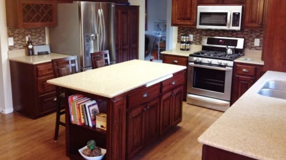 Cabinet Refacing And Refinishing Angi