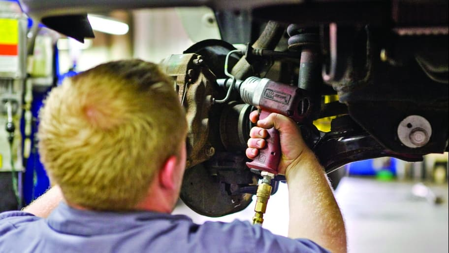 A number of indicators could mean your vehicle needs new brakes. (Photo by Brandon Smith)