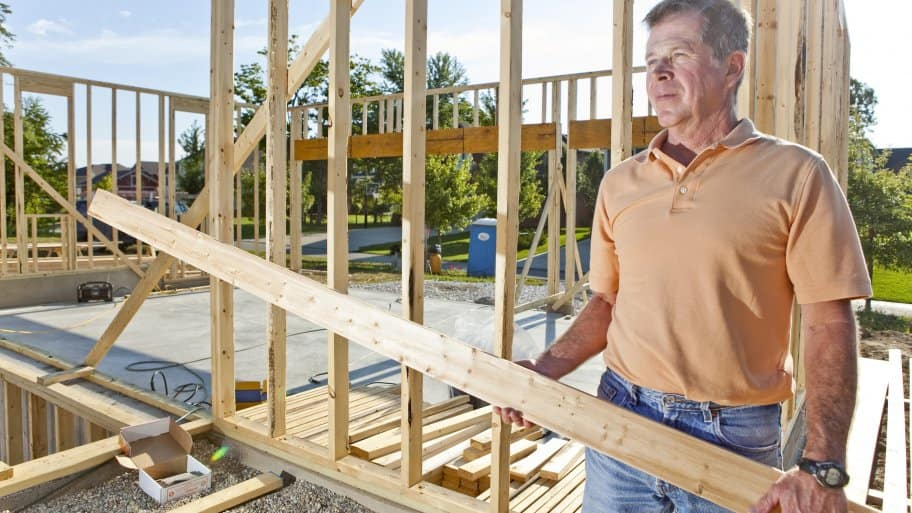 new home construction contractor