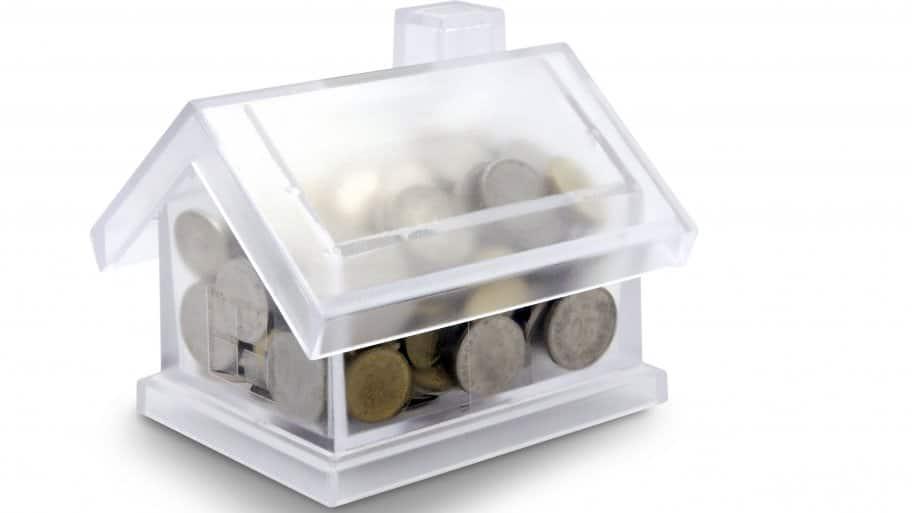 piggy bank full of coins