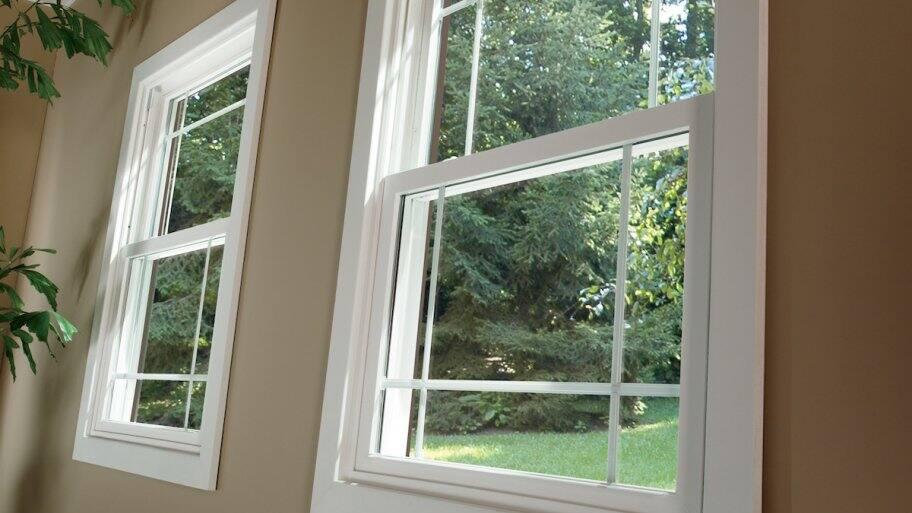 prairie-style windows