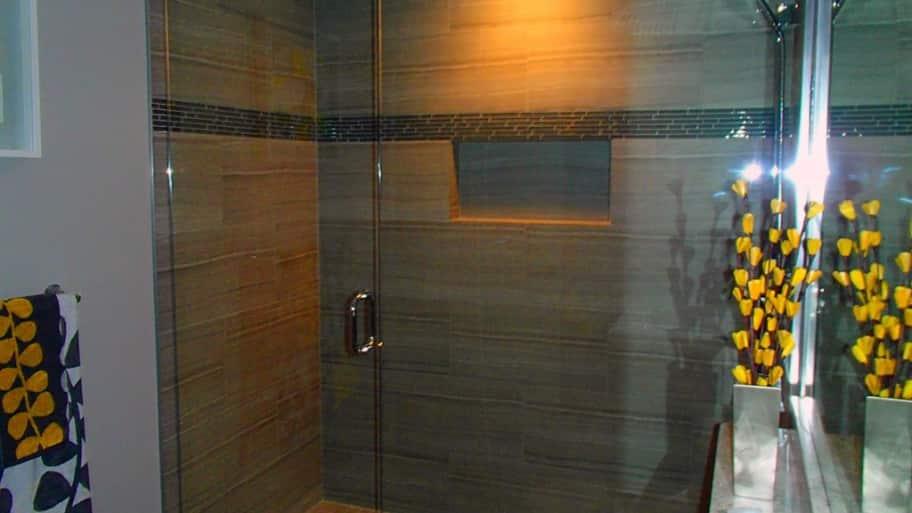 bathroom remodel basement