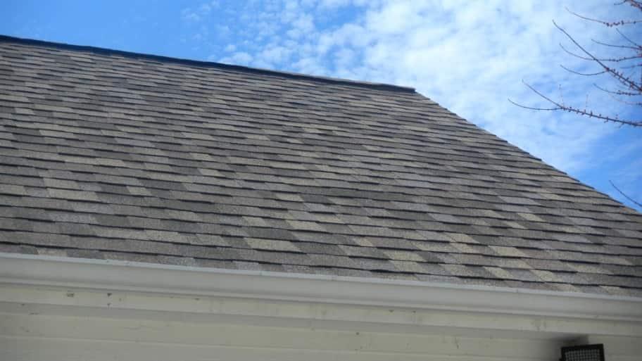 gray asphalt shingle roof