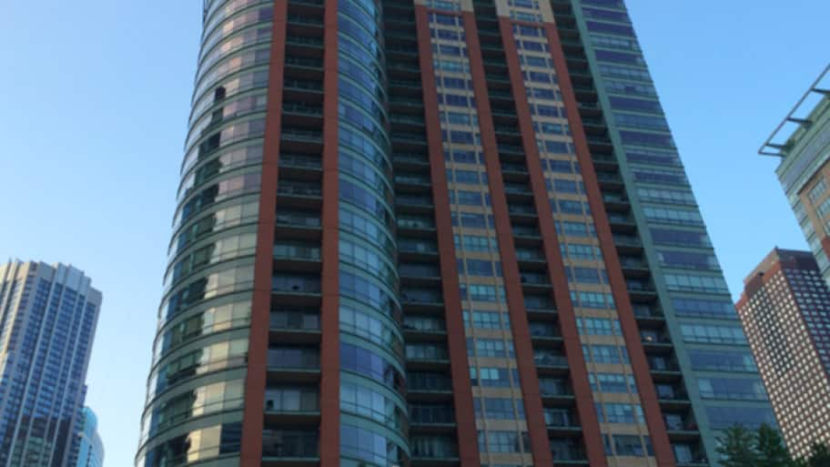 Chicago's South Loop neighborhood is one of the hottest real estate markets in the city with an abundance of high rise condo units. (Photo by Steven Jack)