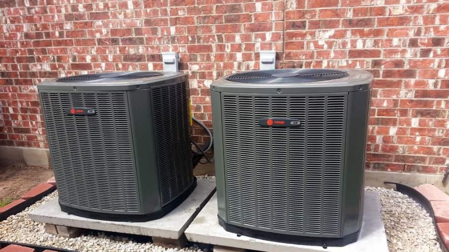 Trane air conditioner units