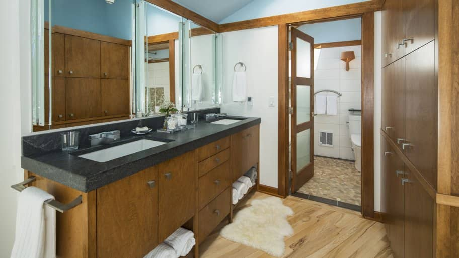 Which Contractors Replace Bathroom Vanities Angi