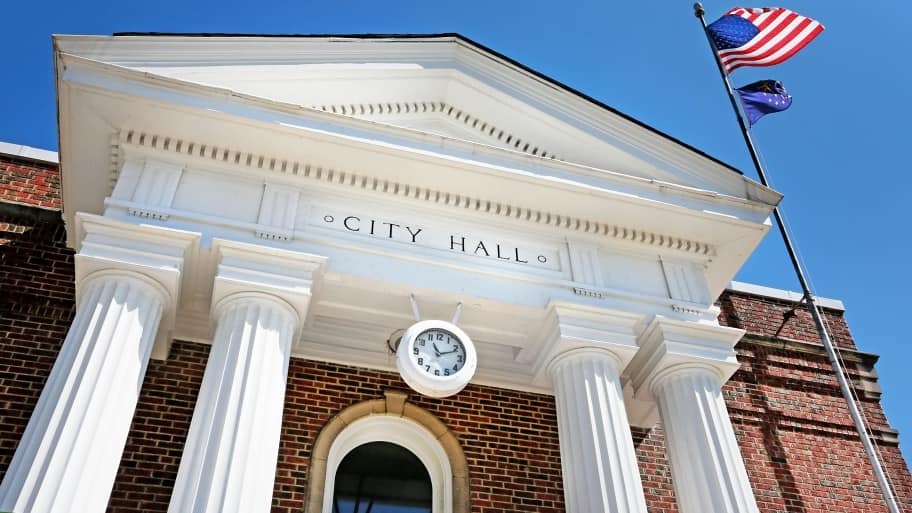 Beech Grove City Hall