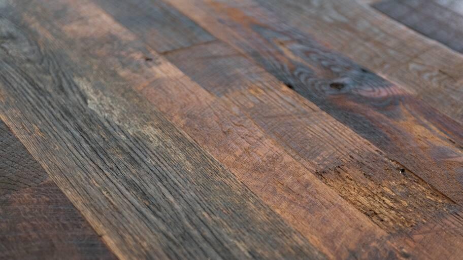 reclaimed tobacco barn wood flooring