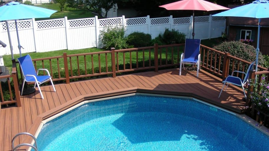 Above Ground Pool Cost, Average Cost To Install In Ground Pool