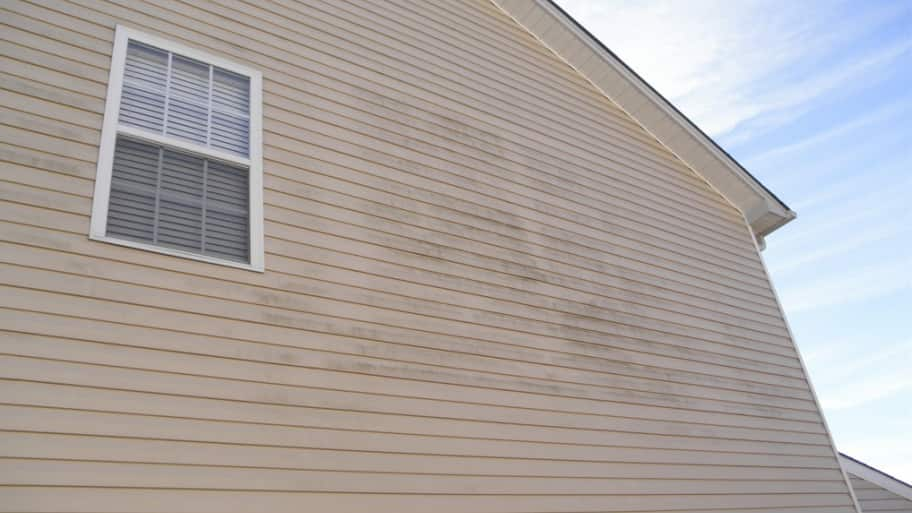 After a harsh winter, get your home looking fresh and clean with a professional pressure washing. (Photo by Photo courtesy of Angie's List member Dee G.)