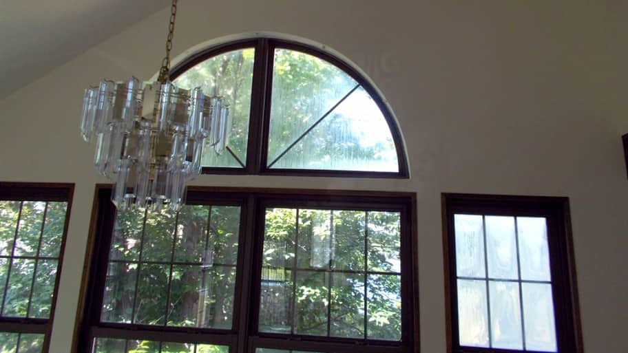 foggy windows in house