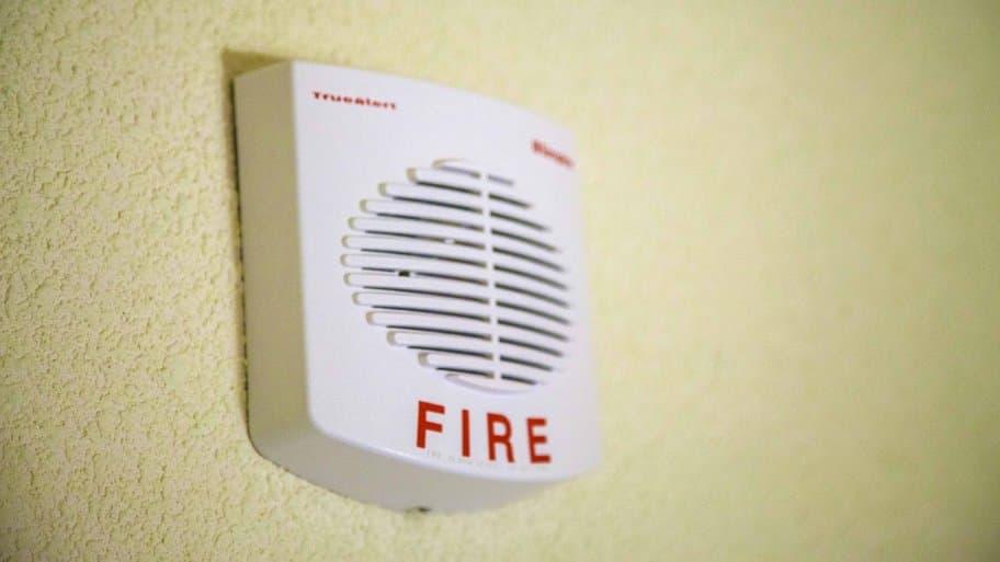 household fire alarm