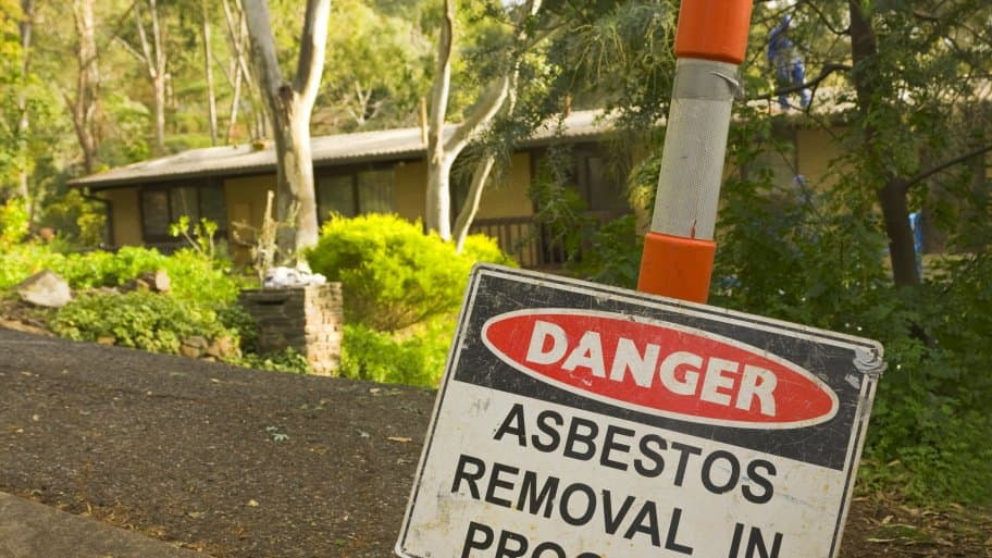 Asbestos project in the works
