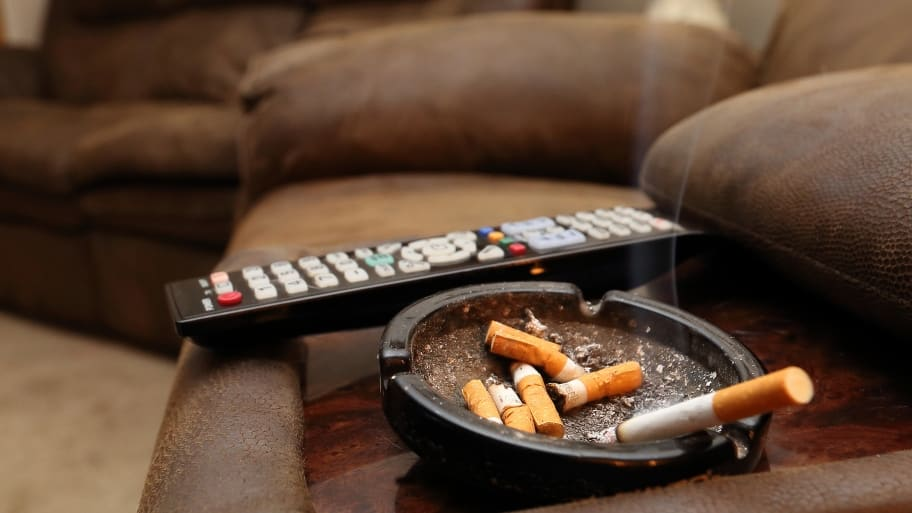 Seeking professional help can make it easier to quit smoking. (Photo by Steve Mitchell)