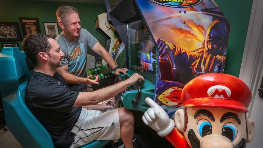 Arcade guys