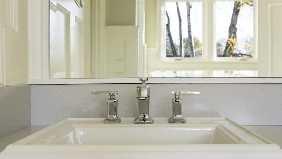 Bathroom sink (Photo by dpproductions/ iStock / Getty Images Plus via Getty Images)