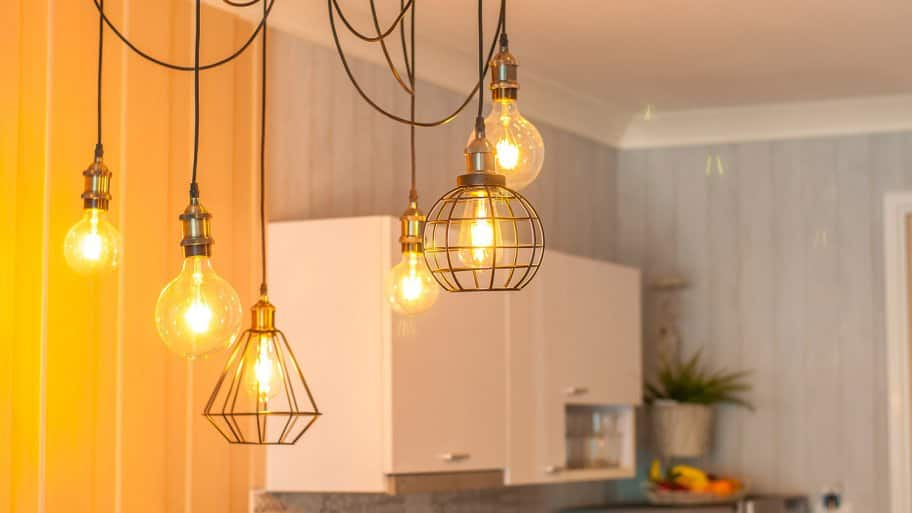 Light Bulbs hanging from ceiling (Photo by auttachod - stock.adobe.com)