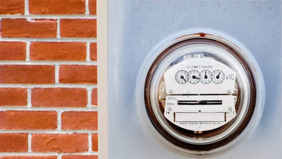 Electric Meter (Photo by pkline / E+ via Getty Images)