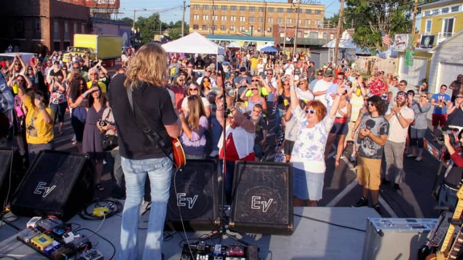 Fountain Square Music Festival Fountain Square Plaza 2014