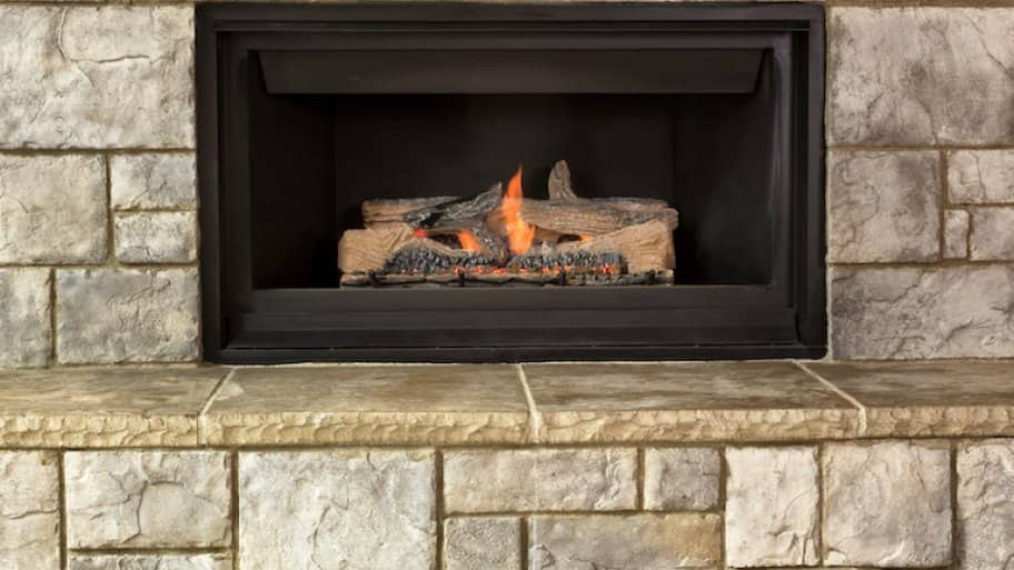 2021 Cost To Convert Fireplace Gas, Wood Fireplace To Gas Conversion Cost