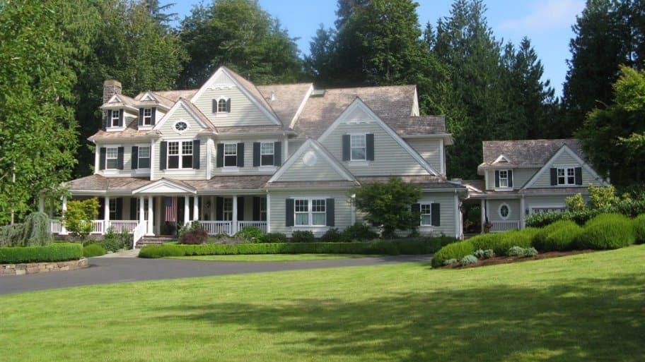home exterior inspection