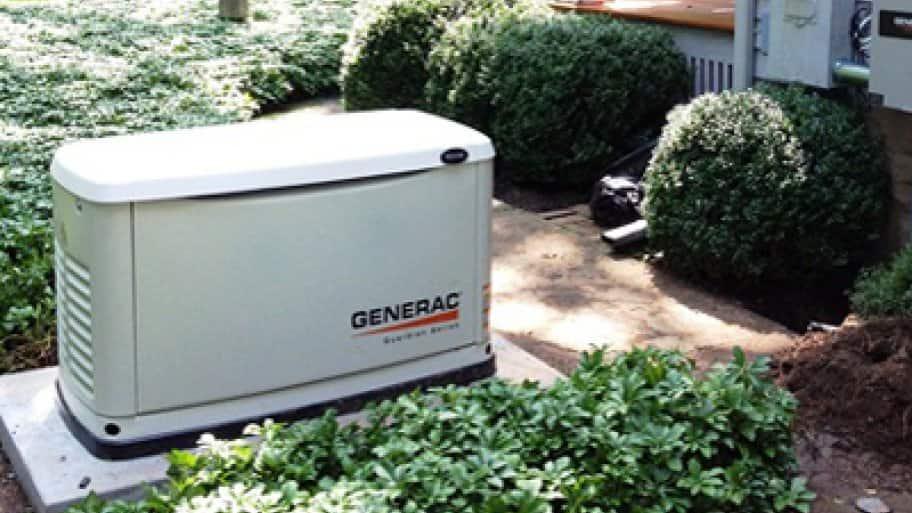 backup home generator