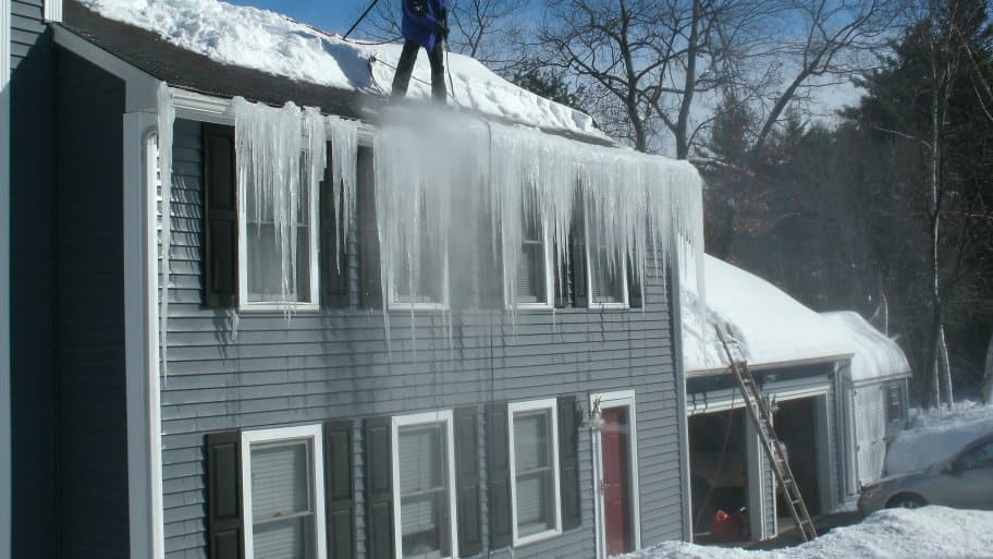ice dam prevention contractor