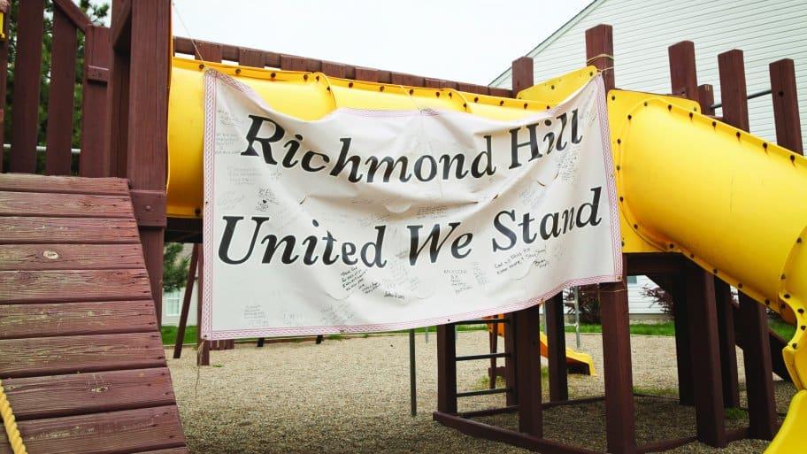 Richmond Hill explosion