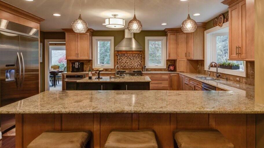 kitchen, renovated kitchen