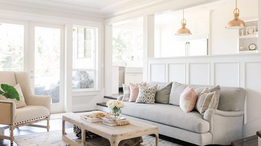 Pretty living room (Photo by Cavan Images via Getty Images)