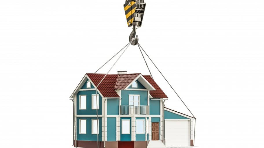 how much does it cost to lift a house illustration