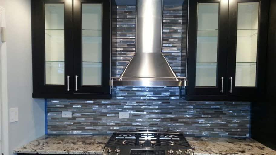 Ikea Kitchen Cabinets Tile Backsplash