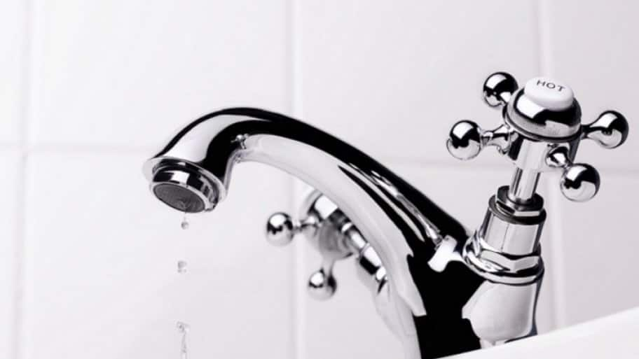 Water running from sink (Photo by Peter Dazeley/ The Image Bank via Getty Images)