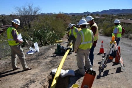 National Association of Pipeline Safety Representatives can tell you who's responsible for overseeing and inspecting pipelines in your area. (Photo courtesy of the NAPSR)