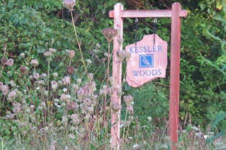 Indy green cemetery Kessler Woods