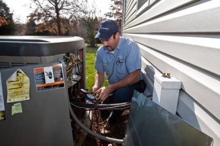 When scheduling an HVAC service or any service appointment, keeping a few ground rules in mind can get the appointment and service you want. (Photo by Rick Miller)