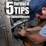 furnace tips for homeowners