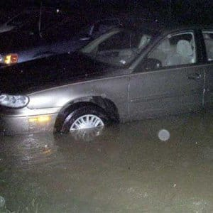 Know the signs of a vehicle that has suffered flood damage, so you don't end up buying a battered vehicle. (Photo by Katie Jacewicz)