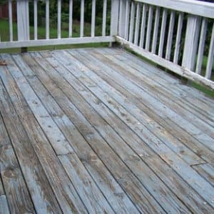 deck problems